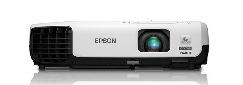 Epson VS230, VS330, and VS335W projectors support USB Plug 'n Play