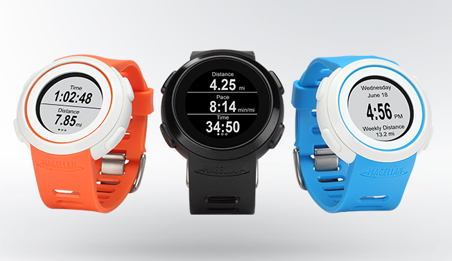 Magellan Echo smartwatch for runners hits retail