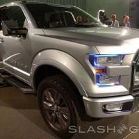 Ford F-150 military launch tipped to make aluminum butch