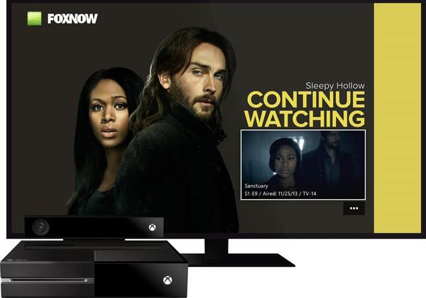 Xbox One Fox Now app hits Xbox LIVE