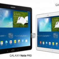 Samsung Galaxy Note Pro reportedly to be offered in two size options