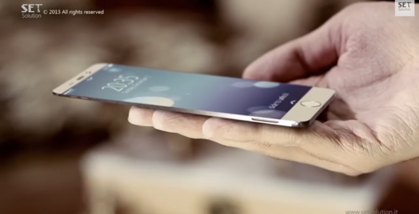 """iPhone """"Air"""" concept is thin as two credit cards, light as a feather"""