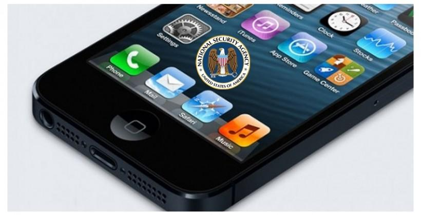 Apple denies opening NSA backdoor to iPhone