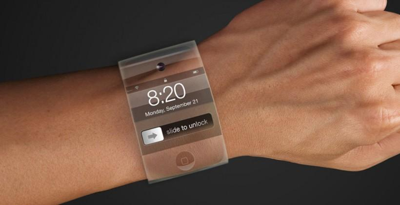 Apple curved touch patent reawakens flexed iPhone and iWatch talk