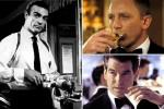 Researchers say James Bond's average alcohol consumption put him at risk of impotence