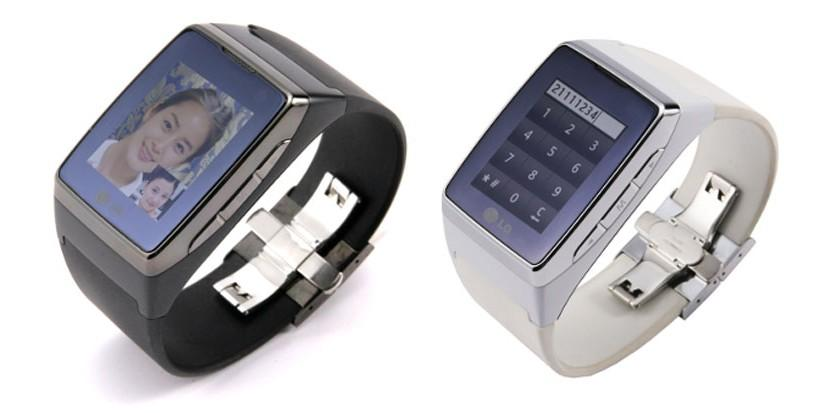LG G Arch smartwatch and G Health wristband tipped