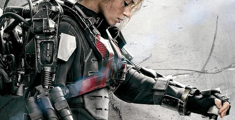 """Edge of Tomorrow"" sci-fi movie trailer with Tom Cruise and Emily Blunt revealed"