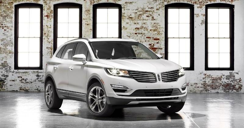 2015 Lincoln MKC small premium SUV pricing announced
