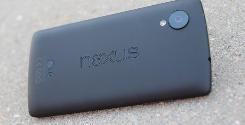 Nexus 5 Android 4.4.1 update released to boost camera