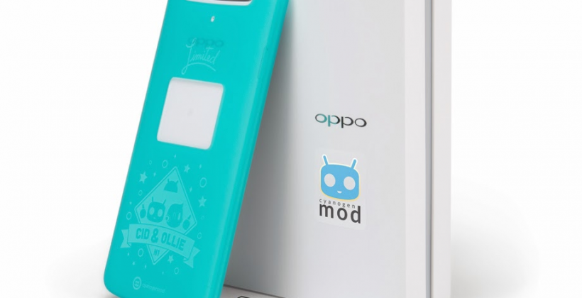 OPPO N1 with pre-installed CyanogenMod ships Christmas Eve [UPDATE]