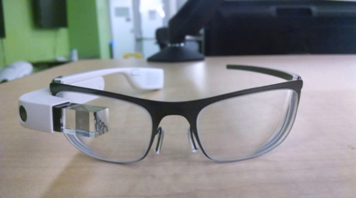 Google Glass Prescription Frames Spotted But Concerns Linger