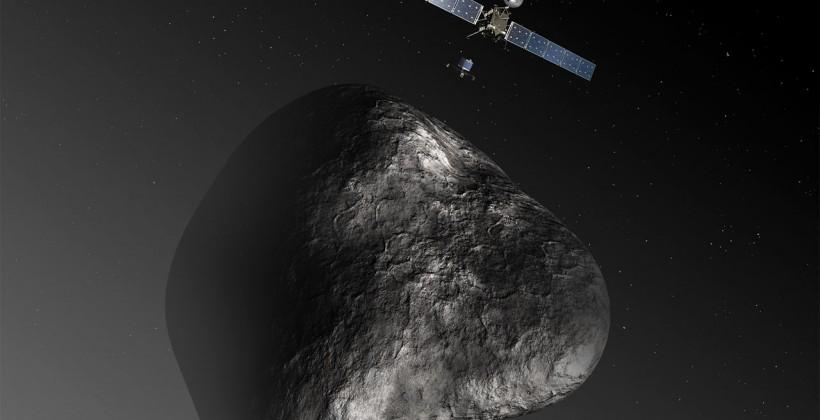 ESA prepares to wake comet hunting Rosetta spacecraft