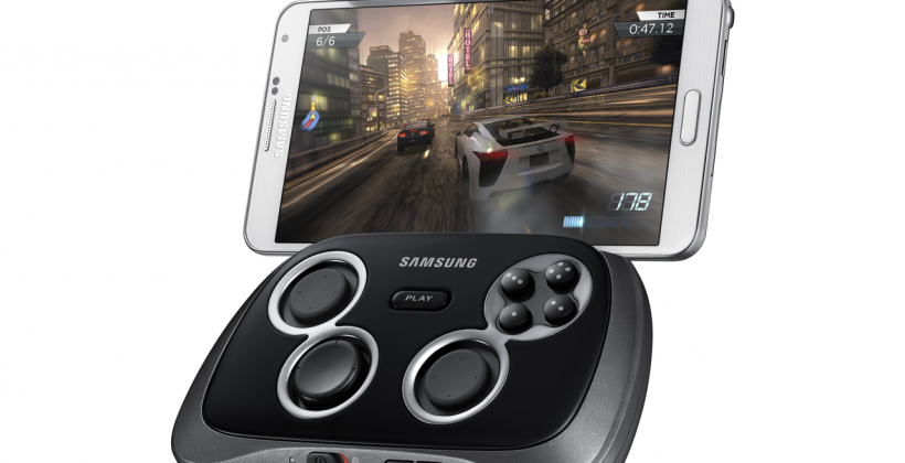 Samsung GamePad turns mobile devices into full-blown gaming consoles