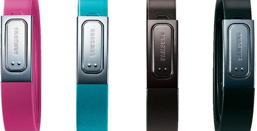 "Samsung ""Galaxy Band"" fitness tracker rumored to debut Feb. 2014"