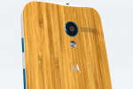 Moto X wood back arrives: adds a bill and a week