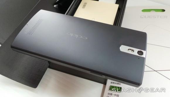 Oppo Find 7 tipped as first to Snapdragon 805, 2560 x 1440 display