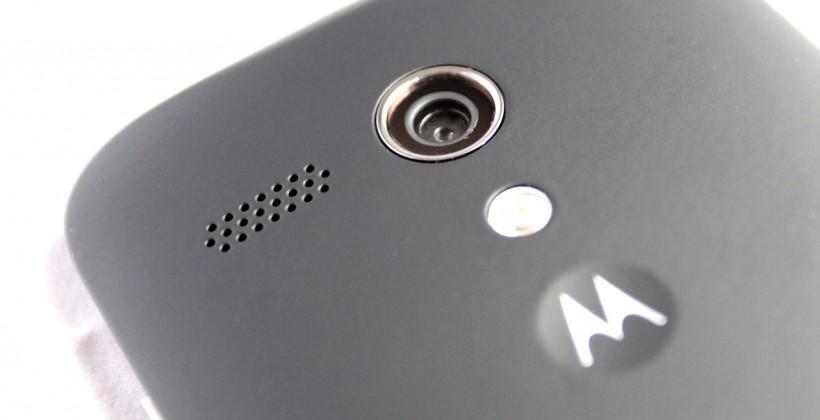 Moto G first-impressions