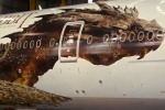 Smaug appears on Air New Zealand plane ahead of Dec. 13 film release