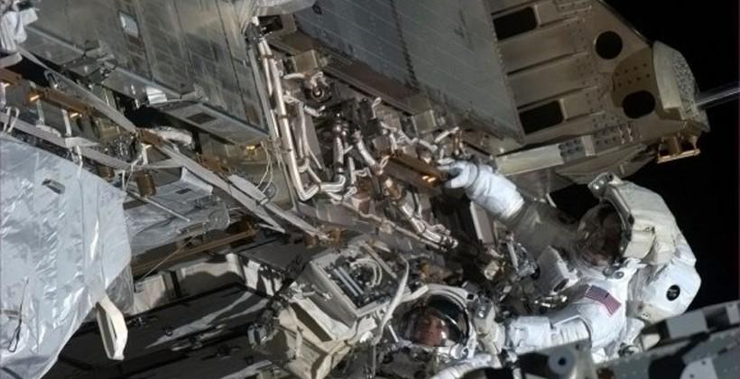 NASA orders spacewalk to fix ISS coolant system