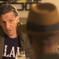 Pharrell Williams interviews Spock