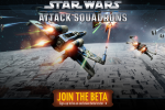 Star Wars: Attack Squadrons game enters closed beta early 2014