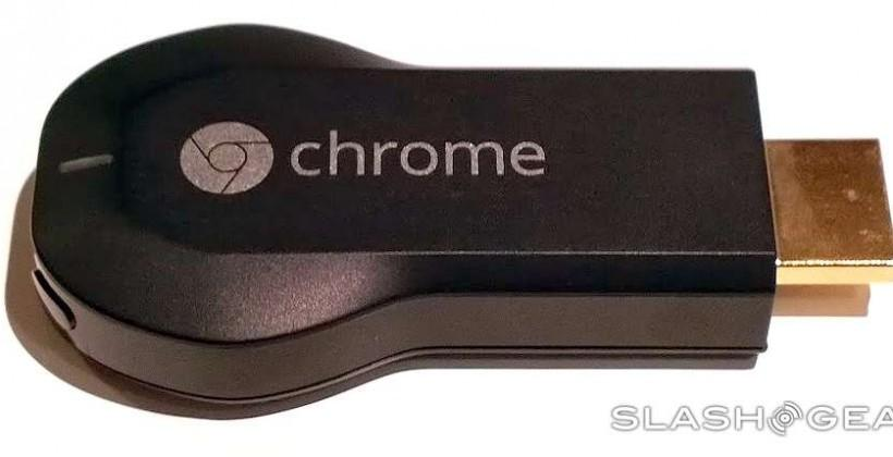 Chromecast app selection expands with VEVO, Plex, RealPlayer