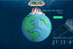 NORAD and Microsoft produce Santa tracker with 3D claymation and touch support
