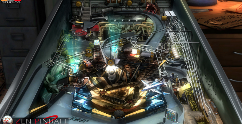 PlayStation 4 releases done until 2014 save Zen Pinball 2