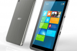 Acer Iconia W4 8-inch tablet readied for release