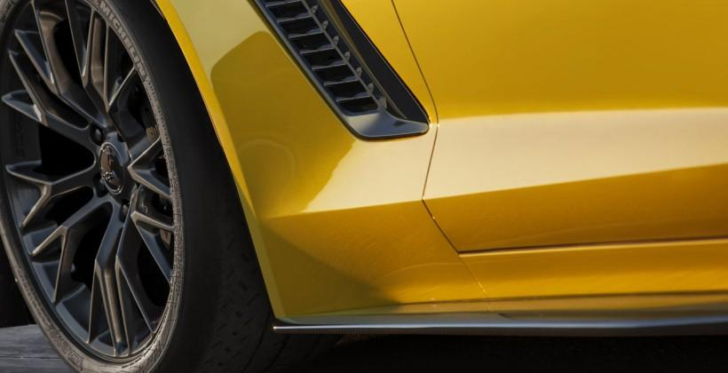 2015 Corvette Z06 teased for North American International Auto Show Unveil