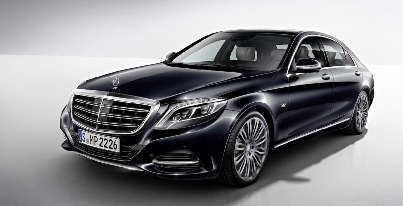 Mercedes-Benz S600 V12 offers near-autonomous driving