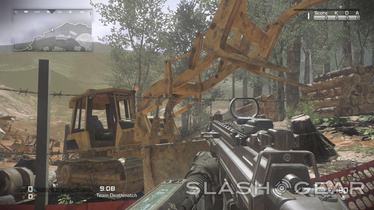Call Of Duty Ghosts Review Slashgear
