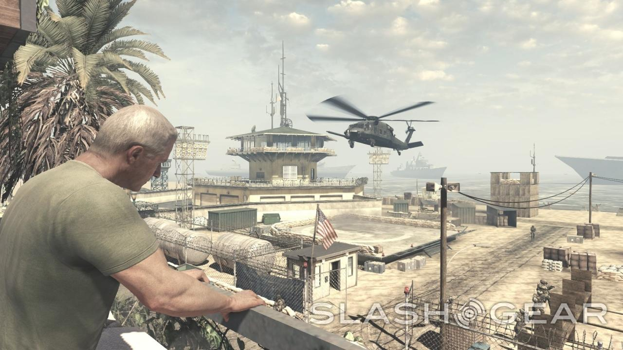Call of Duty: Ghosts Review - SlashGear