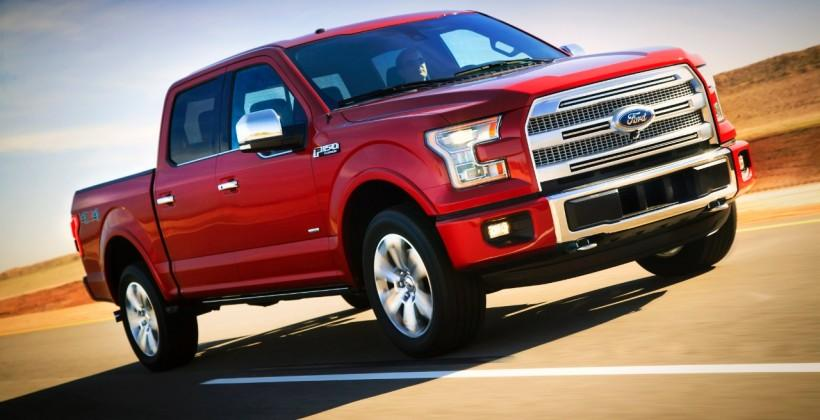 2015 Ford F-150 aims to reinvent American trucks