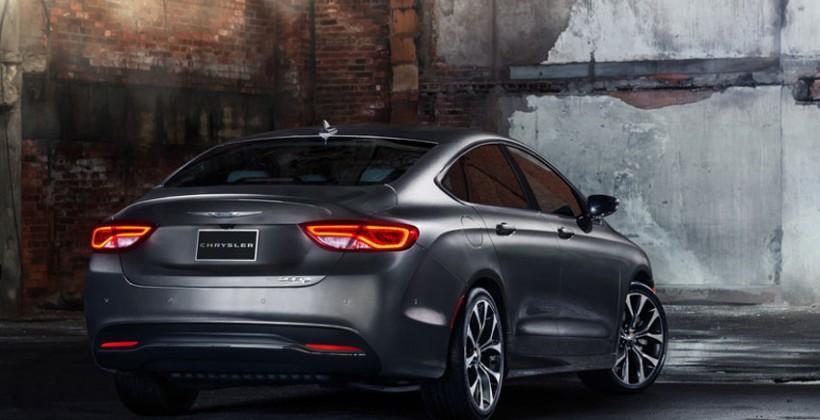 New 2015 Chrysler 200 details announced