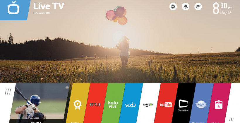LG webOS TVs, HD, OLED pricing and release details shared at CES 2014