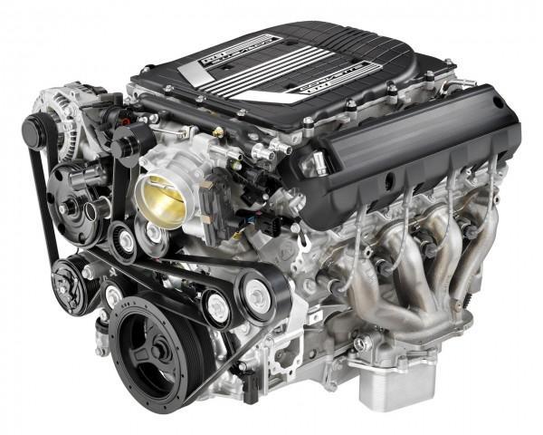 """2015 """"LT4"""" 6.2L V-8 AFM VVT DI SC (LT4) for Chevrolet Corvette Z06"""