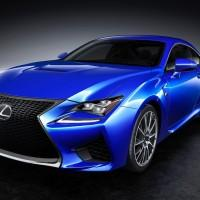 Lexus RC F performance coupe distills LFA for mainstream