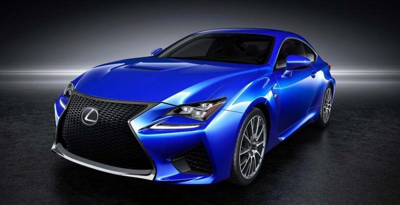Lexus RC F performance coupe distills LFA for mainstream