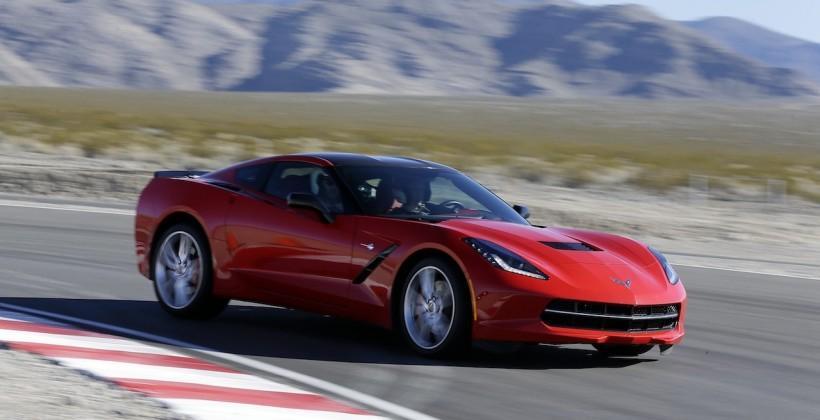 2015 Corvette Stingray Performance Data Recorder hands-on