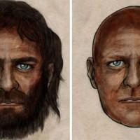 DNA shows 7000-year-old man had dark skin and light eyes