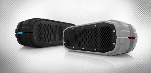 Braven BRV-X HD wireless outdoor speaker has noise cancelling, is water resistant