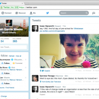 Twitter rolling out refreshed web design based on mobile inspiration