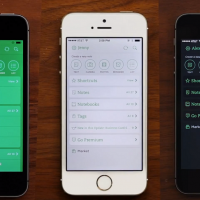 Evernote for iOS update brings increased customization and speed boost