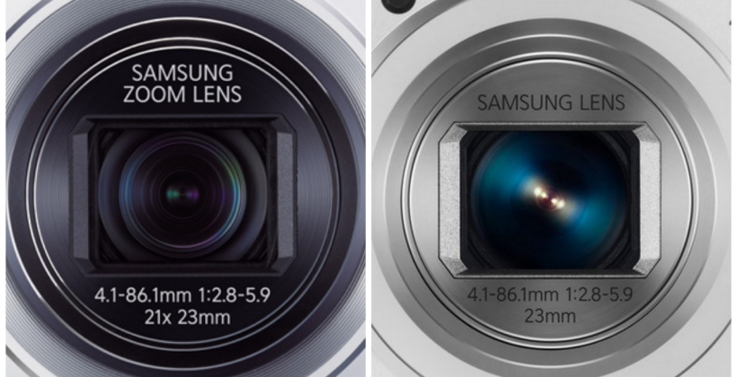 Samsung Galaxy Camera 2 vs Galaxy Camera 2013: evolution battle