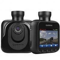 Garmin Dash Cam offers wide-angle HD and automatic incident detection