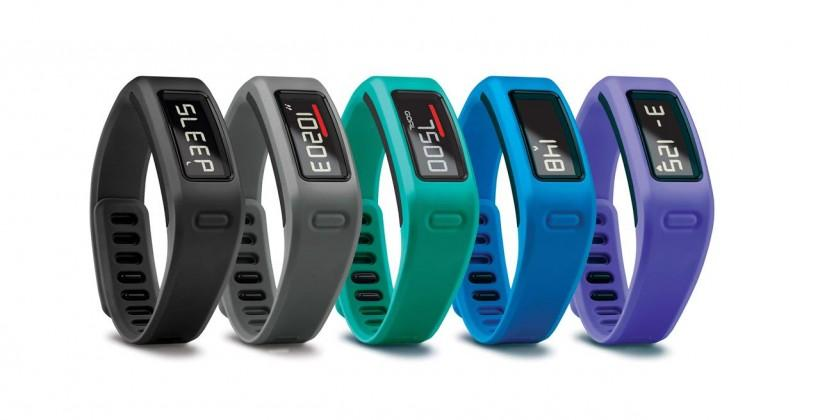 Garmin vivofit fitness band offers up personalized daily goals