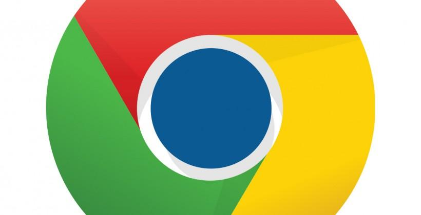 Chrome makes noisy tab icon mainstream in latest browser release