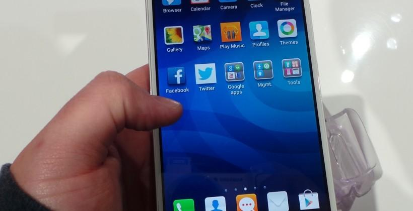 Huawei announces their Ascend Mate 2, a followup that actually impresses