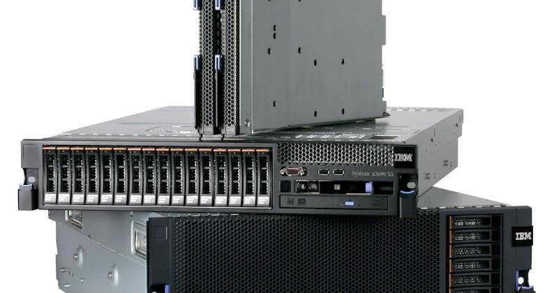 Lenovo grabs IBM x86 server business in $2.3bn deal